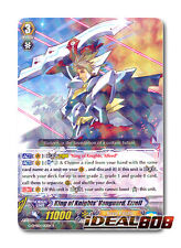 Cardfight VANGUARD & DELETOR x 4 King of Knights' Vanguard, Ezzell - G-CMB01/013