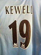 vintage LEEDS football shirt PUMA PACKARD BELL Kewell - ex Galatasaray Australia