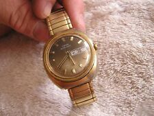 Vintage Timex Automatic Watch Day Date