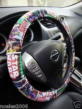 Handmade Steering Wheel Cover Star Wars Vintage Comic