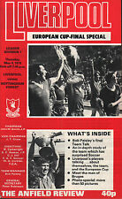 1977/78 Liverpool v Nottingham Forest, Division 1, PERFECT CONDITION