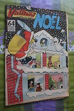 VAILLANT LE JOURNAL LE PLUS CAPTIVANT N°710 21 DECEMBRE 1958 32 PAGES BON ETAT