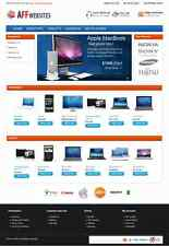 PREMIUM WEBSITE STORE - ECOMMERCE SHOPPING CART WEBSITE WITH FREE INSTALLATION