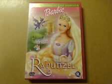 DVD / BARBIE: RAPUNZEL