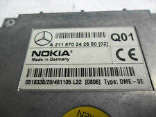 MERCEDES-W211-STGT-DC UHI MOST-BLUETOOTH/211 870 24 26/2118702426//