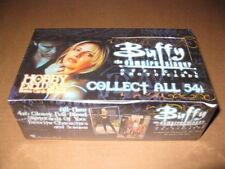 Buffy Photocards Box Hobby