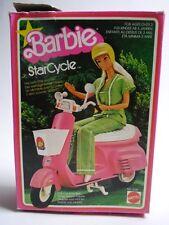 Mattel BARBIE Vintage Star Cycle Motorroller Scooter No. 2149 Karton OVP 70er