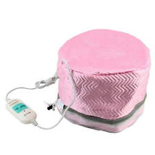 Electric Hair Thermal Treatment Beauty Steamer SPA Nourishing Hair Care Cap F5
