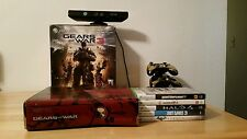 Microsoft Xbox 360 bundle Gears of War 3 Limited Edition 320 GB with accessories
