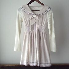 LIZ LISA Sailor Collar Dress Kawaii Japanese Fashion Gyaru Hime Lolita