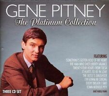 GENE PITNEY The Platinum Collection 3CD BRAND NEW