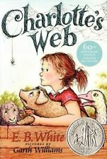 Charlotte's Web by E. B. White and Kate DiCamillo (2012, Hardcover)