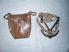 "Antique Replacement Horse Shoe""SANDAL""In Leather Traveling Pouch .by KINGS ."