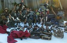 Ultimate Pirates of the Caribbean Action Figure Lot Plus More Johnny Depp Pearl