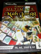 Ultimate Mahjongg Over 300 Tile Layouts PC GAME - FREE POST