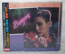 Miley Cyrus Bangerz (Deluxe Version) Taiwan CD w/OBI -Ver.B- (We Can't Stop)