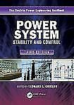 Power System Stability and Control, Third Edition (Electric Power Engineering Ha