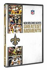 NFL Greatest Moments: New Orleans Saints [DVD] NEU