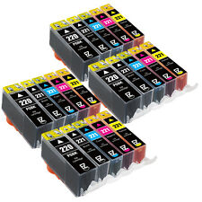 20PK PGI-220 CLI-221 Ink Cartridges for Canon PIXMA MP560 iP4600 MP980 SFP1