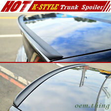 316i 325is Painted BMW E36 3-Series Coupe K-Style Rear Trunk Lip Spoiler