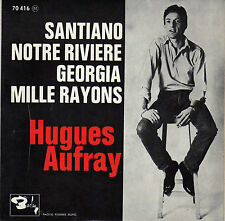 HUGUES AUFRAY SANTIANO FRENCH ORIG EP