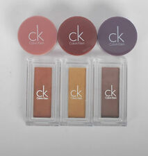 6x Calvin Klein Eye Shadows; 3x Intense Powder & 3x Sheer Cream Eye Shadows EM08