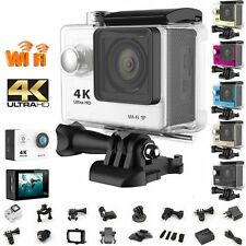 "H9 Ultra 4K WiFi 2"" Full HD LCD Action Sports DV Camera Camcorder Waterproof"
