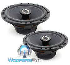 "FOCAL CAR AUDIO 165CA 6.5"" COAXIAL ACCESS SERIES SPEAKERS PAIR"