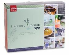 Lavender Springs Spa Women's Retreat Kit : Where Women Rest in God's...