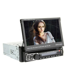 "7"" Single 1DIN  Reproductores DVD Player Radio Estéreo Bluetooth GPS  Navegación"