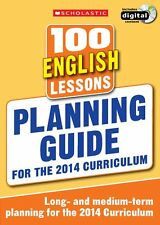 100 English Lessons: Planning Guide 2014 Curriculum CD-ROM Study book Year 1-6