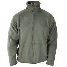 US Army ECWCS GEN III L3 Foliage Green Fleece Jacket Medium Regular