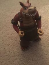 Dingodile Crash Bandicoot figure Resaurus 1998 action vintage RARE