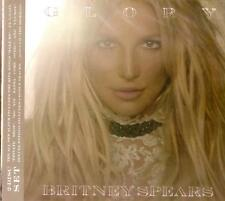 BRITNEY SPEARS GLORY 2016 CD BONUS REMIXES 2-disc In Box New Sealed DELUXE