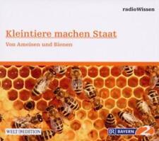 Radiowissen-Wissenschaft - Kleintiere Machen Staat