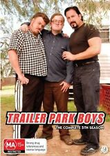Trailer Park Boys: Complete Season 5 (2 Disc Set) *NEW & SEALED* DVD Region 4