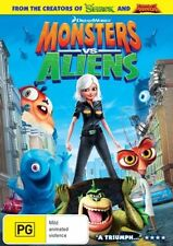 Monsters vs Aliens (Special Edition) DVD NEW