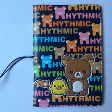 NEW PVC Cute dimensional PASSPORT HOLDER Credit ID Card Cover Holder Travel