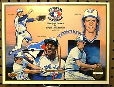 1992 Upper deck baseball Toronto Blue Jays Skydome Stadium  collectible