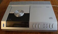Philips CD100 CD 100 cd-player. 1982 Near mint
