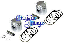 69-73 HONDA CB175 STANDARD PISTONS SET 2PISTONS INCLUDE 10-CB175PS