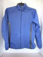 SALOMON~Blue SOFT SHELL WOMEN'S JACKET~Size Large
