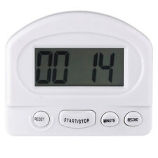 Mini LCD Digital Kitchen Cooking Timer Count-Down Up Clock Loud Alarm Magnetic