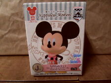 Disney Japan Happiness Moment Mickey Mouse Ichiban Kuji Kyun Chara Figure RARE