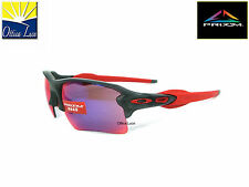 OAKLEY FLAK 2.0 XL 9188 04 GREY SMOKE - PRIZM ROAD Sunglass Sonnenbrille