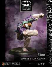 Knight Models BNIB Batman Arkham City - Joker's Titan Clown K35BAC028