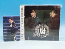CD+DVD+Photo Card SUPER JUNIOR D&E JAPAN RIDE ME First Limited Edition Eunhyuk