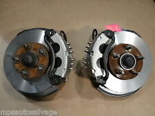 FOX FORD MUSTANG 5 LUG FRONT PBR DISC BRAKE CONVERSION KIT 94 95 SPINDLES SN95