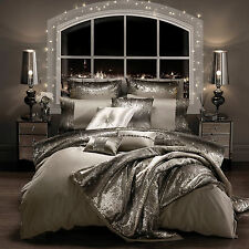Mila Praline 7 Piece Set King Duvet Cover, Pillowcases, Throw, Cushion by Kylie