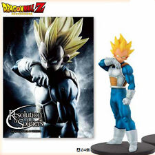 Banpresto Dragon Ball Z resolution of sodiers Vegeta PVC Figurine